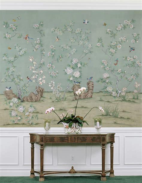 asian wall mural beauvais silk wallpaper mural asian wallpaper by paul montgomery