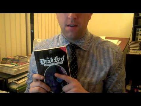 Dead Detective Agency the dead kid detective agency book trailer