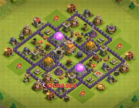 layout design coc th 7 8 best town hall 7 defense bases 2018 new 3 air