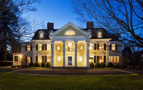 neo classical homes neoclassical home traditional exterior new york by