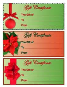 make gift cards for free gift certificate templates besttemplates123