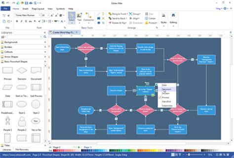 free software like visio what is a free software to draw charts or diagrams like in