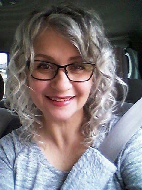 attractive eyeglasses for graying hair 17 best images about hairstyles on pinterest