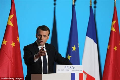 emmanuel macron yesterday news brussels admits bad brexit deal would hurt eu states