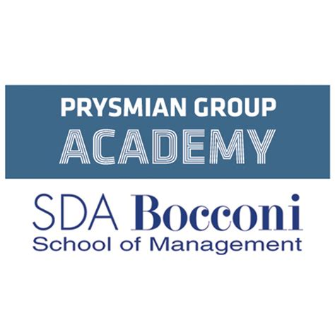 Sda Bocconi Mba Application Process by School Of Management Prysmian