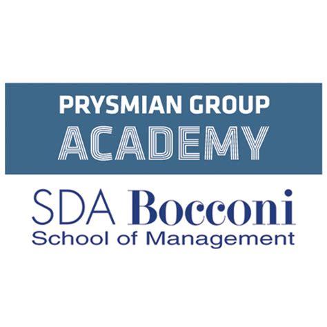 Sda Bocconi Executive Mba by School Of Management Prysmian