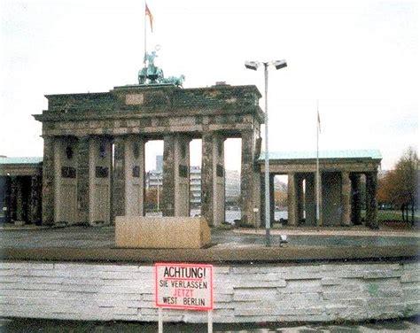 porta brandeburgo berlino la porta di brandeburgo