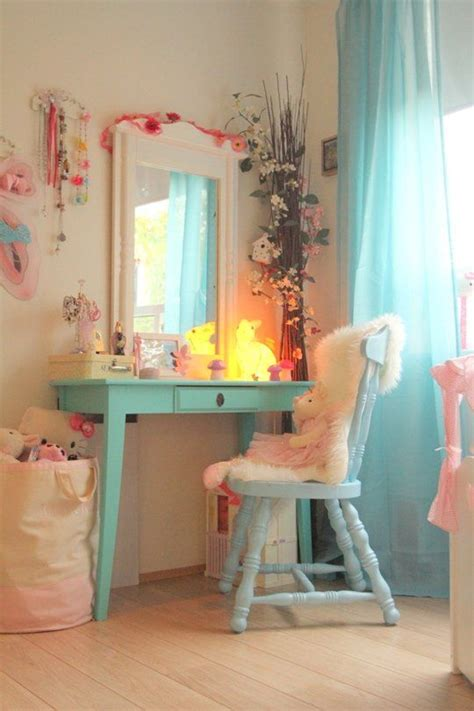 beautiful little girl bedrooms the most beautiful little girls bedroom i love the painted console table its
