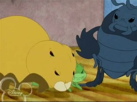 Lilo Sticth The Series lilo stitch the series season 2 episode 18 bugby