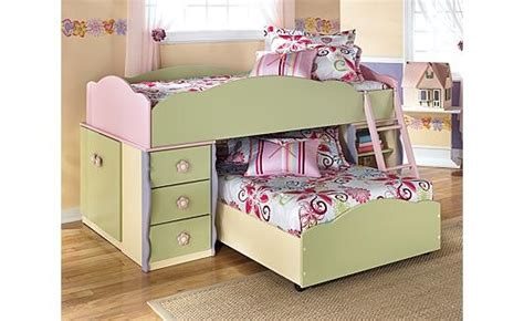 doll house loft bedroom set from ashley furniture