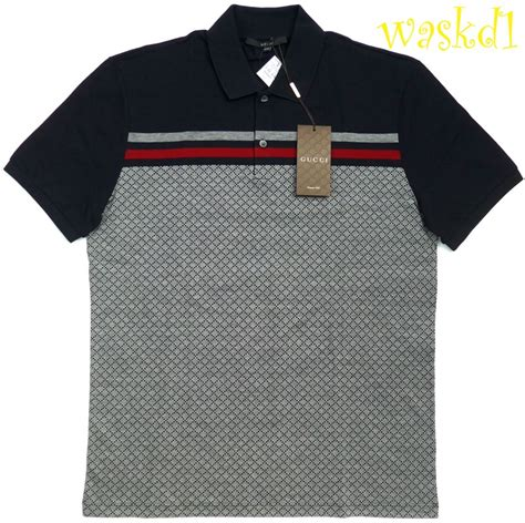 mens gucci polo shirt sale