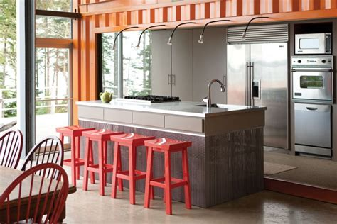 contained living maine home design