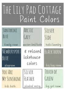 cottage paint colors my paint colors 8 relaxed lake house colors the