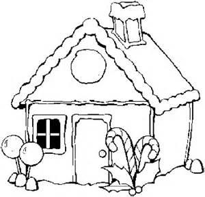 sketchbook untuk gingerbread dibujo de casa de chocolate y caramelo infantil para