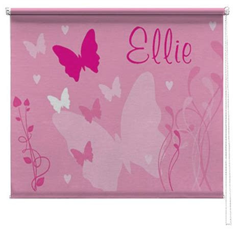 Butterfly Blinds butterfly childrens blind picture printed blinds at