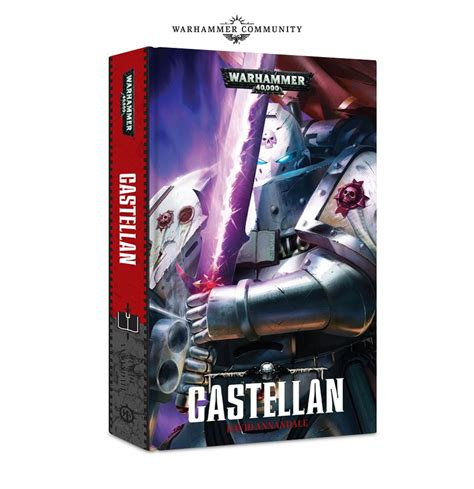 warden of the blade castellan crowe books black library new releases castellan warhammer community