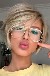 does heavier get shorter hairstyles best 25 short haircuts ideas on pinterest blonde bobs