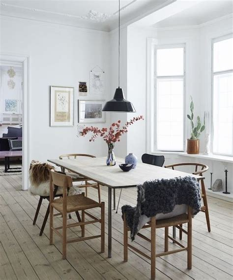 modern dining room decor  architects diary