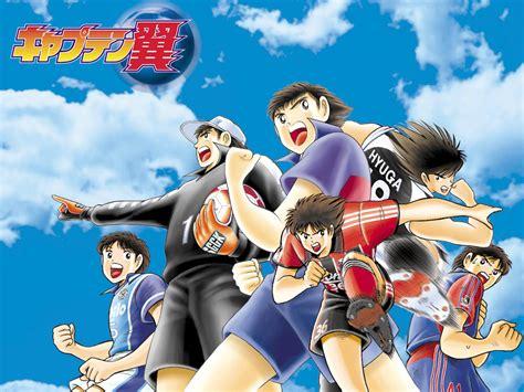 film animasi sepak bola 38 gambar captain tsubasa pemain sepak bola terbaik