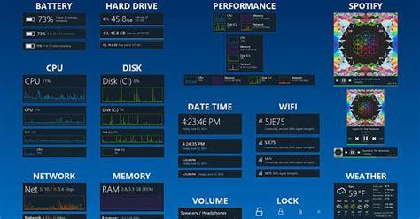 windows 10 gadgets by alexgal23 on deviantart win10 widgets widgets that become part of windows 10