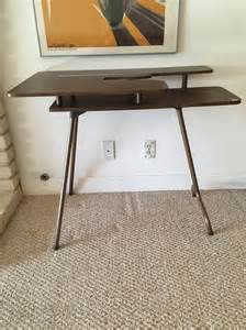 Folding Sewing Machine Table Vintage Portable Folding Sewing Machine Table In South San Jose San Jose Krrb Classifieds
