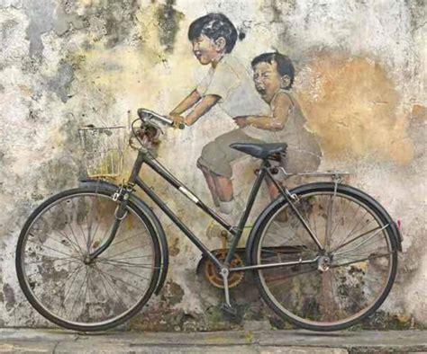 penang murals street art  george town penang