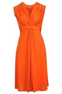 orange summer dresses and new fashion collection fashion amp fancy