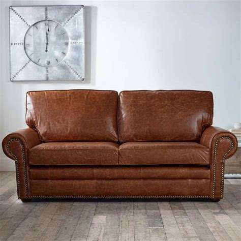 Traditional Sofa Beds by Traditional Studded 3 Seater Sofa Bed Forest Contract
