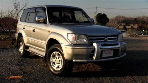 1999 Toyota Land Cruiser For Sale 1999 Toyota Land Cruiser Prado 87k For Sale Direct From
