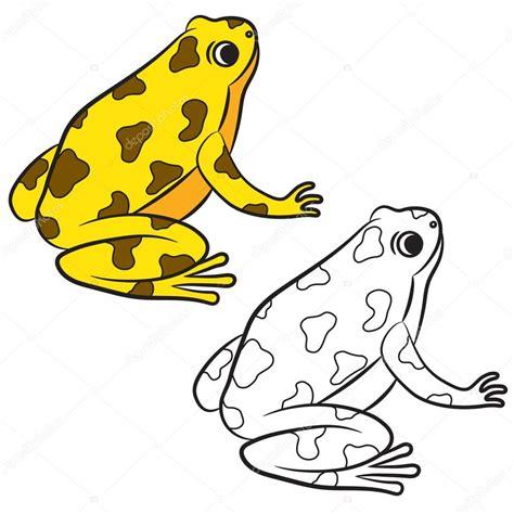 imagenes de ranas animadas navideñas dibujos animados de ranas venenosas p 225 gina para colorear