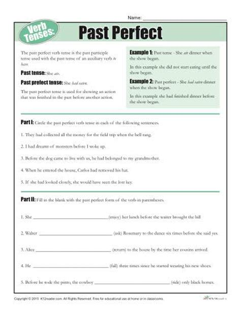 present tense to past tense worksheet search results for 2nd grade past tense verbs worksheets calendar 2015