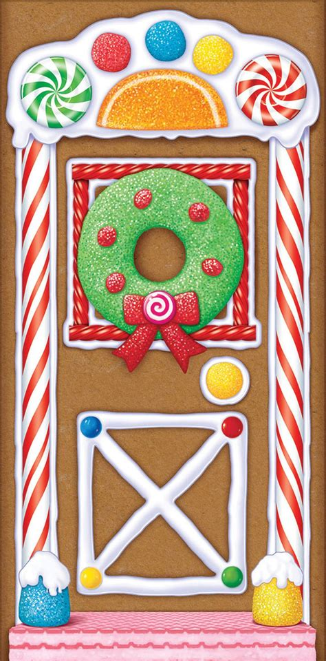 Gingerbread Door by 1000 Ideas About Door Prizes On Rice Bags