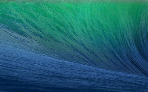 wallpaper apple wave os x mavericks wallpaper 1100272