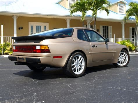 4 door porsche red 1987 porsche 944 2 door coupe 125538