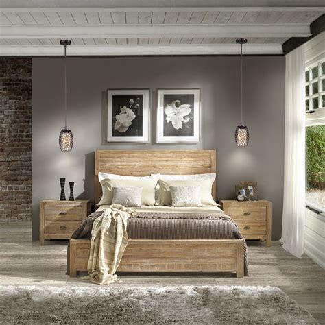 bedroom ideas with wooden furniture best 25 rustic bedrooms ideas on rustic