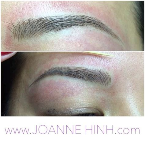 tattoo eyebrows san jose ca 421 best microblading training images on pinterest