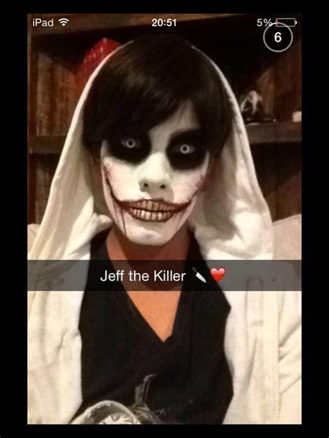 jeff the killer makeup tutorial jeff the killer makeup chat board pinterest the