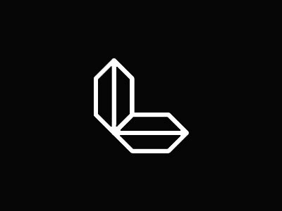 l monogram logo design symbol by alex tass logo designer dribbble