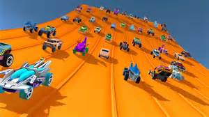 Hot Wheels: Race Off Brings Your Favorite Toy Cars to Your