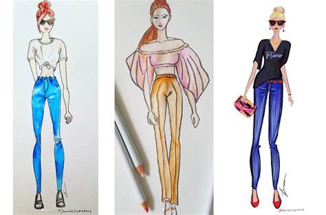 fashion illustration needed 5 tips you need to when beginning fashion illustration sharrette