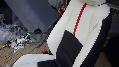 Sarung Jok Mobil Tahun 2015 Sarung Jok Mobil Mazda 2 2015 Terbaru Kombinasi Tiga Warna
