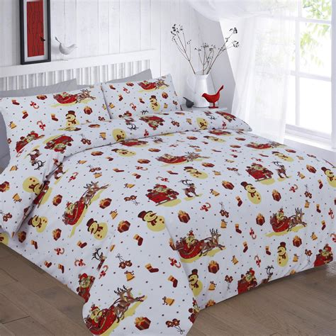 Novelty Quilt Covers duvet cover with pillow novelty reindeer