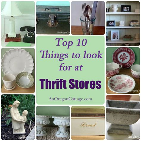 diy thrift store projects what to look for at thrift stores