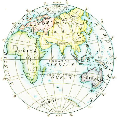 eastern hemisphere map eastern hemisphere