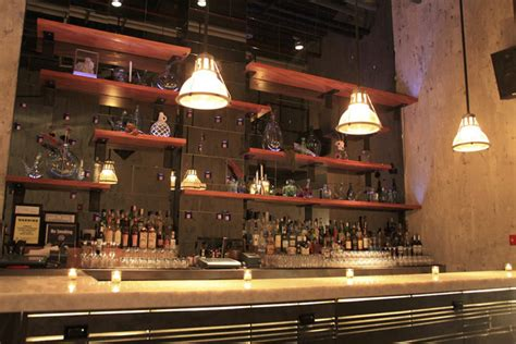 Mexican Decorating Ideas For Home backbar bar amp lounge new york city 187 retail design blog