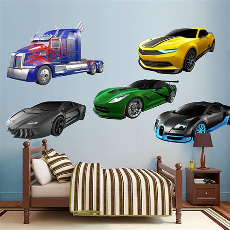 transformers wall stickers transformers age of extinction vehicle collection wall decal shop fathead 174 for transformers decor