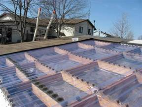 Clear Roofing Clear Roofing Panels Corrugated Roof Fence Futons