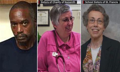 Rodney Earl Sanders Criminal Record S Predator Emerges In Killing Of White Nuns Gopusa