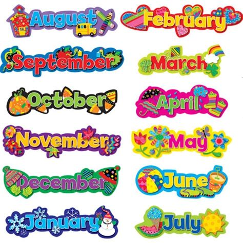 Month Of The Calendar What Are The Origins For The Names Of The Months In The