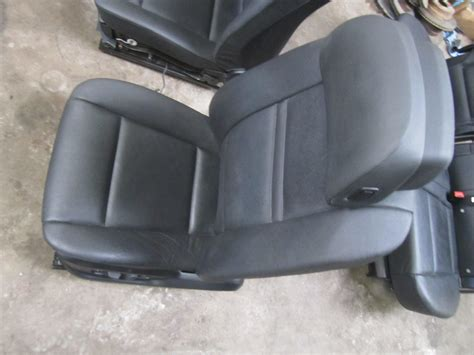 bmw x5 seats ebay bmw e70 x5 front seat set electric seats black w airbag